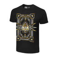 Shayna Baszler Crank Rip Tear Authentic T-Shirt