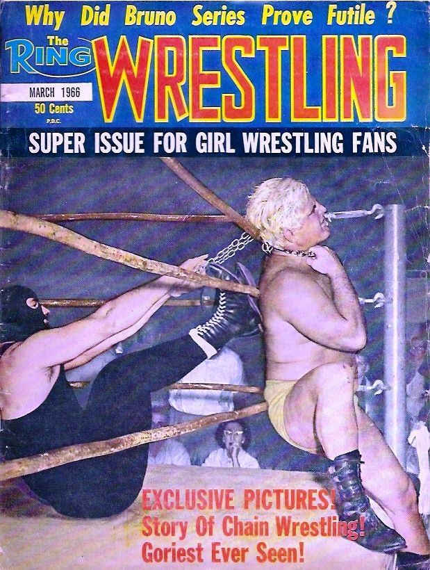 The Ring Wrestling - March 1966
