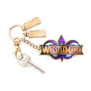 WrestleMania 34 Charm Keychain