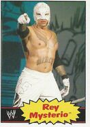 2012 WWE Heritage Trading Cards Rey Mysterio 32