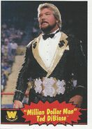 2012 WWE Heritage Trading Cards Ted DiBiase 91