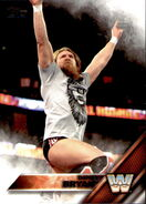 2016 WWE (Topps) Then, Now, Forever Daniel Bryan 161