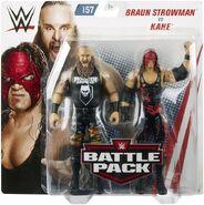 WWE Battle Packs 57 Braun Strowman & Kane