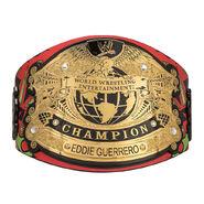 Eddie Guerrero Signature Series Championship Replica Title