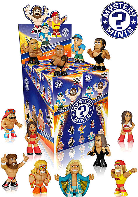 Funko WWE Mystery Minis