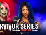 Survivor Series 2020 Asuka v Sasha Banks