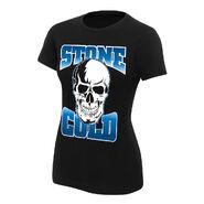 Stone Cold Steve Austin Stomping Mudholes Women's T-Shirt