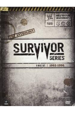 Survivor Series The Complete Anthology Vol. 2