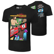WrestleMania 35 Daniel Bryan v. Kofi Kingston Matchup T-Shirt