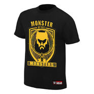 Braun Strowman Monster of All Monsters Authentic T-Shirt