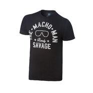 Randy Savage The Macho Man Vintage T-Shirt