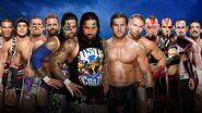 SS 2016 12-Man Tag Team Match