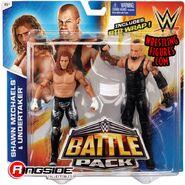 WWE Battle Packs 33 Undertaker & Shawn Michaels