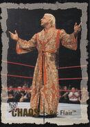 2004 WWE Chaos (Fleer) Ric Flair 52