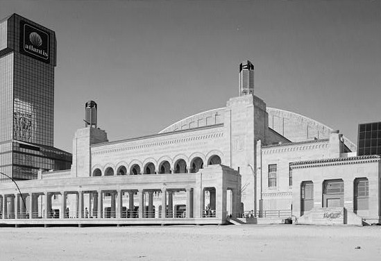 Boardwalk Hall