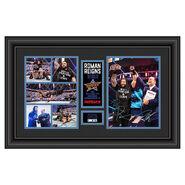 Roman Reigns SummerSlam 2020 Limited Edition Commemorative Plaque