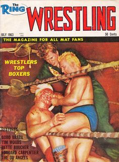 The Ring Wrestling - July 1963