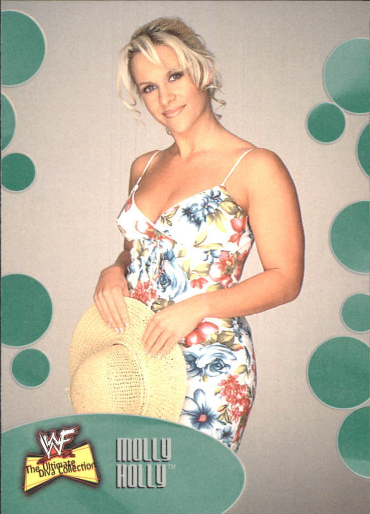 2001 WWF The Ultimate Diva Collection (Fleer) Molly Holly (No.27)