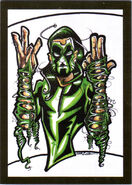 2013 TNA Impact Glory Wrestling Cards (Tristar) Jeff Hardy 101