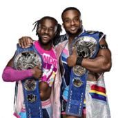 20th New Day SD Tag Champions