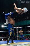 CMLL Lunes Arena Puebla 5-1-17 8
