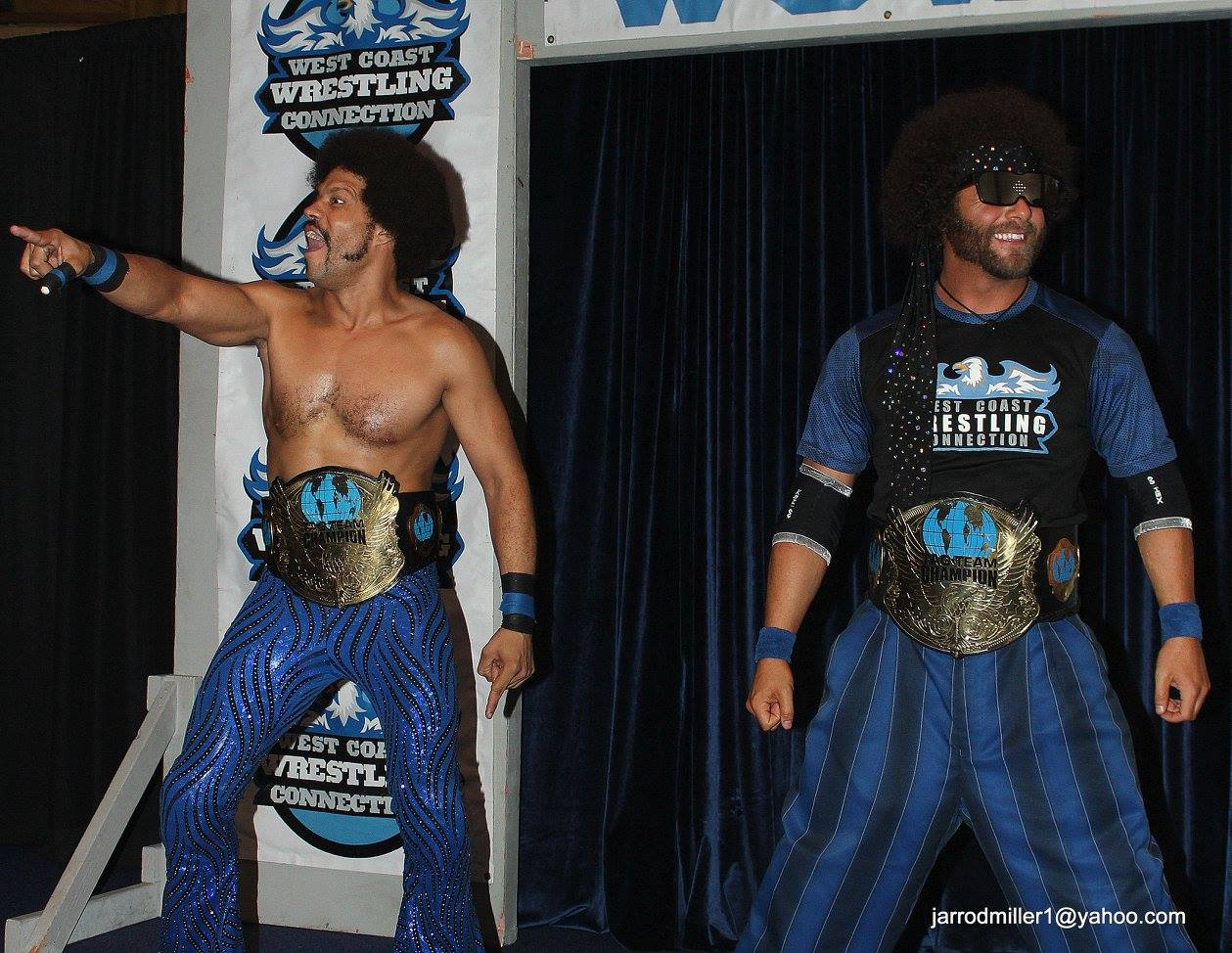 WCWC Oregon Tag Team Championship/Champion gallery