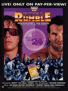Royal Rumble 1993 Poster