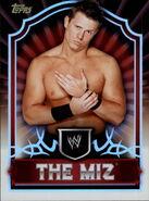 2011 Topps WWE Classic Wrestling The Miz 48