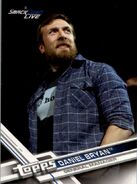 2017 WWE (Topps) Then, Now, Forever Daniel Bryan 142