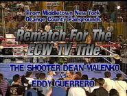 August 8, 1995 ECW Hardcore TV 11