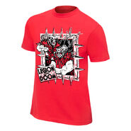 Legion of Doom What A Rush Legends T-Shirt