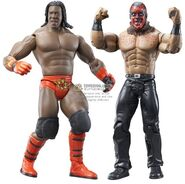 WWE Adrenaline Series 21 Booker T & The Boogeyman