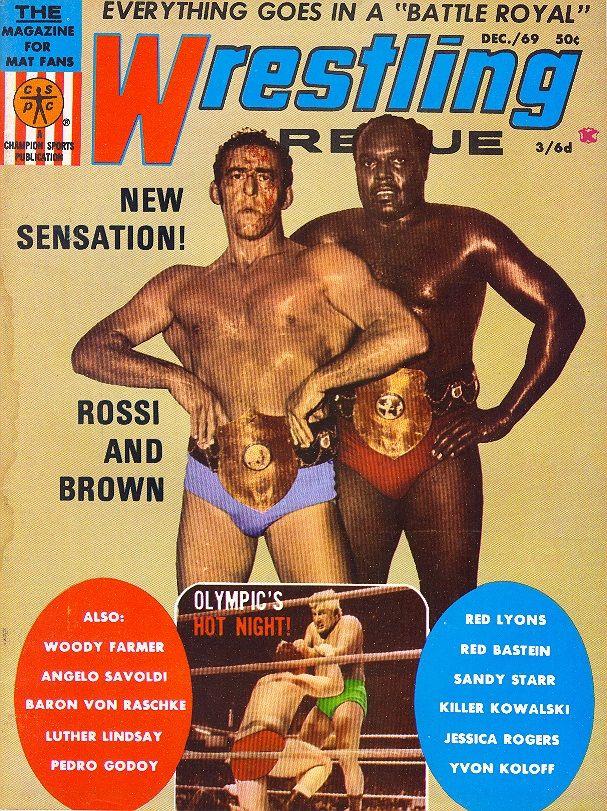 Wrestling Revue - December 1969