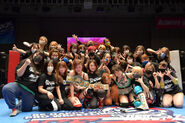 Ice Ribbon & Actwres girl'Z Joint Show 1