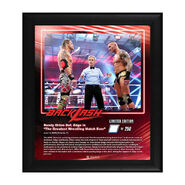 Randy Orton Backlash 2020 15x17 Limited Edition Plaque