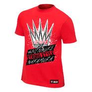 Shinsuke Nakamura King of Strong Style Youth Authentic T-Shirt