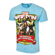 The New Day New Champ Mineral Wash T-Shirt
