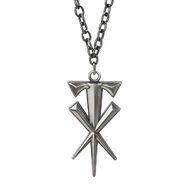 Undertaker Cross Pendant