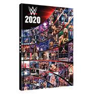 WWE 2020 Photo Book