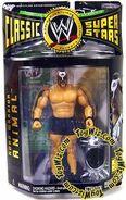 WWE Wrestling Classic Superstars 9 Road Warrior Animal
