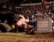 Kane Buries Taker