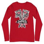 King Nakamura x Rick Boogs Strong Style Long Sleeve Shirt