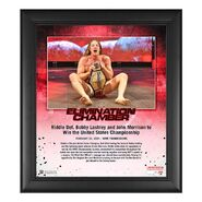 Riddle Elimination Chamber 2021 15x17 Commemorative Plaque