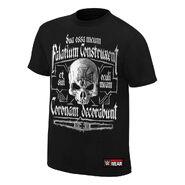 Triple H Crimson King Authentic T-Shirt