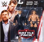 WWE Battle Packs 49 The Miz & Daniel Bryan