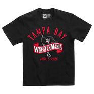 WrestleMania 36 Logo Youth T-Shirt