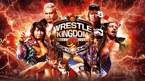 Wrestle Kingdom 14 - Night 1