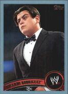 2011 WWE (Topps) Ricardo Rodriguez 39