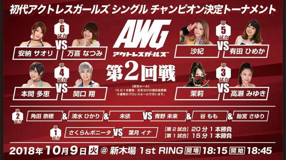 AgZ (October 9, 2018)