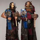 09 Bludgeon Brothers SD Tag Champs
